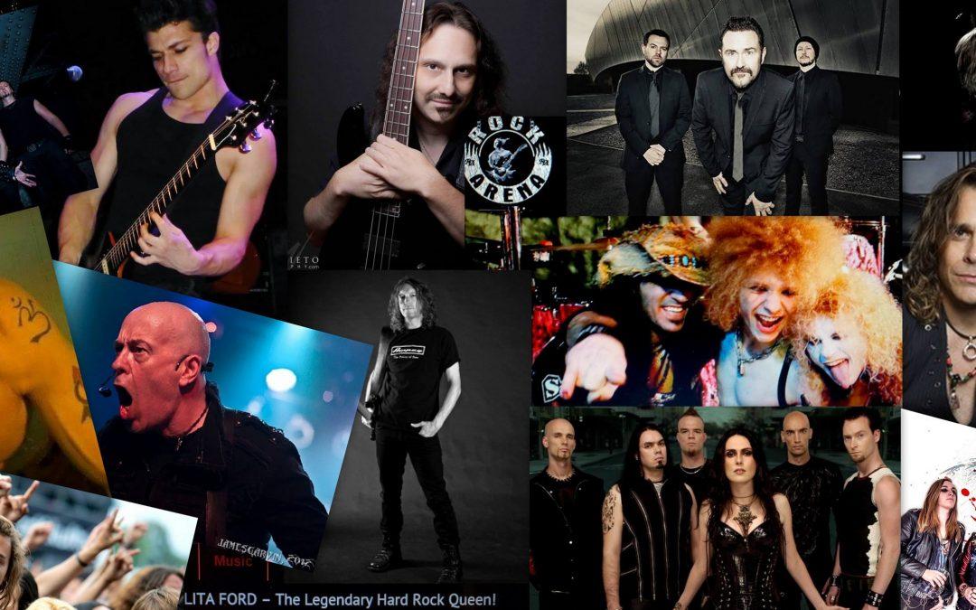 Четирима от най-интелигентните и образовани музиканти на рока!