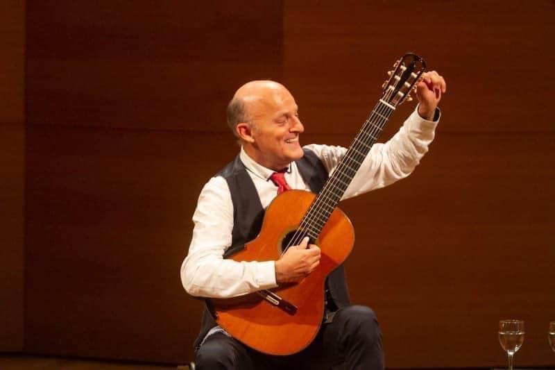 Световноизвестният китарист Арно Дюмон: България е съкровище!