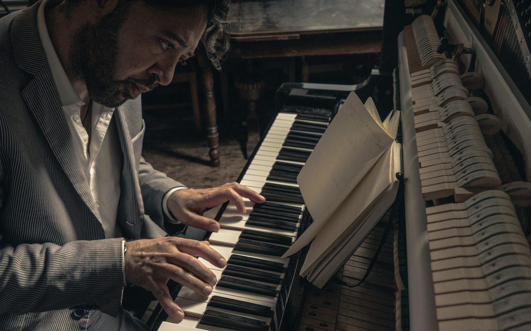 НА АРЕНАТА ДНЕС: Италианският пианист и композитор Antimo Magnotta!
